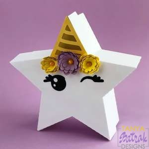 Unicorn Star Box