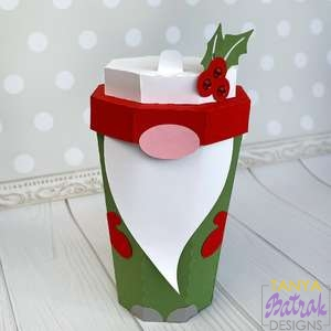 Gnome Coffee Cup Gift Box